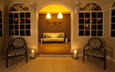 Main Entrance to Bongos Restaurant