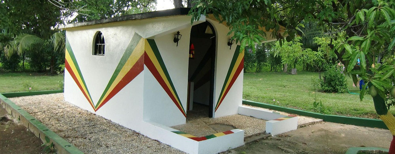Peter Tosh Monument Building