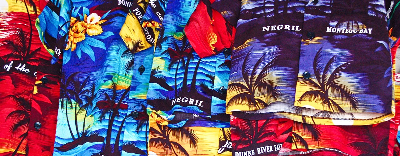 Negril Printed on Tshirts