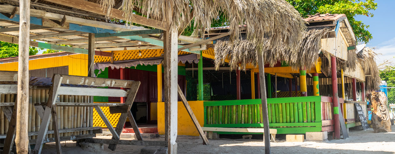 Shops in Negril
