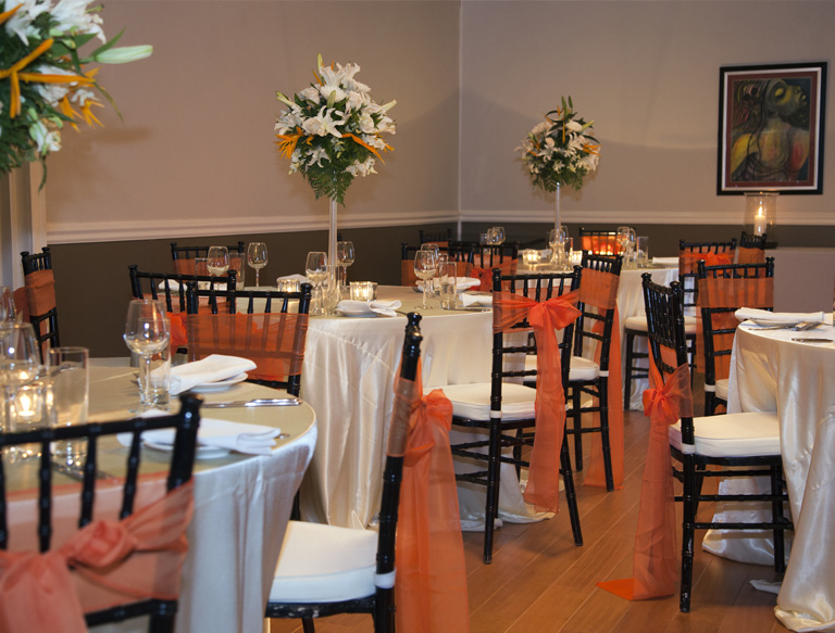 Dining Wedding Package
